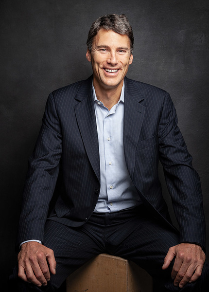 Mayor Gregor Robertson